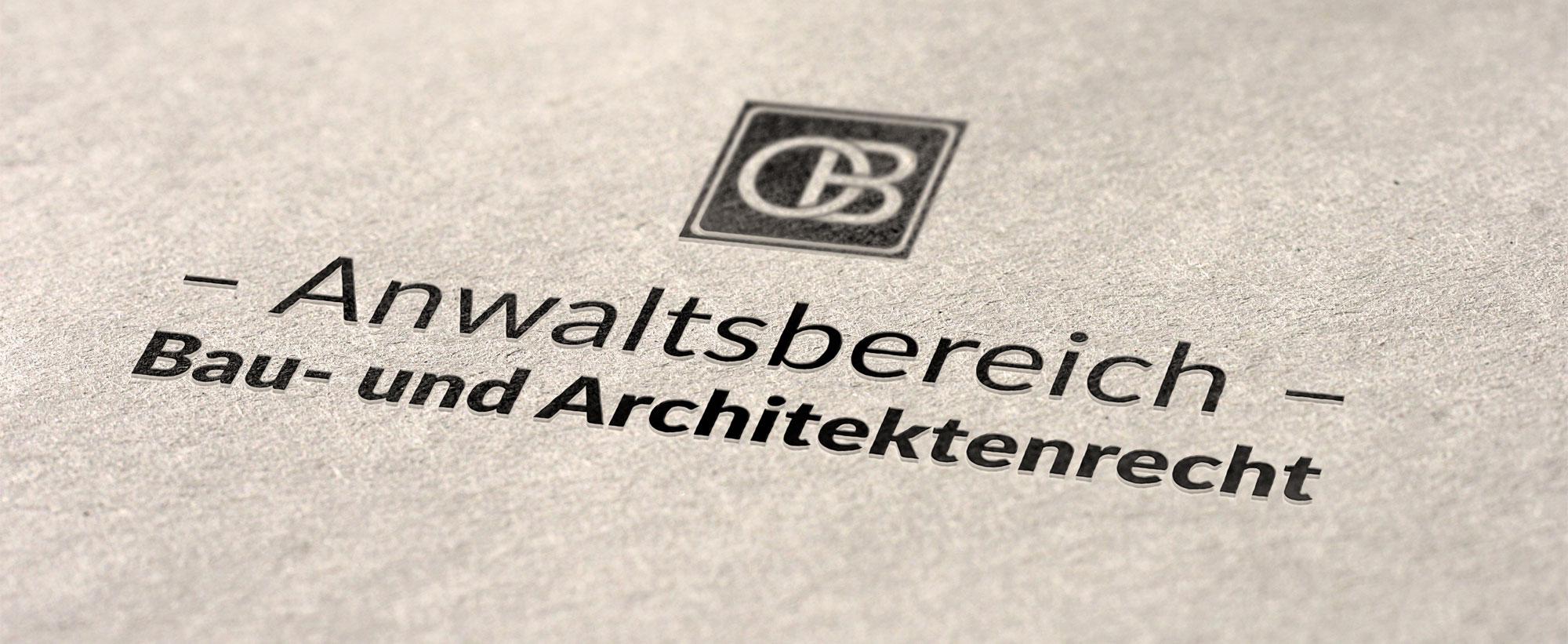 Teaser Anwaltsbereich Bau-und Architektenrecht